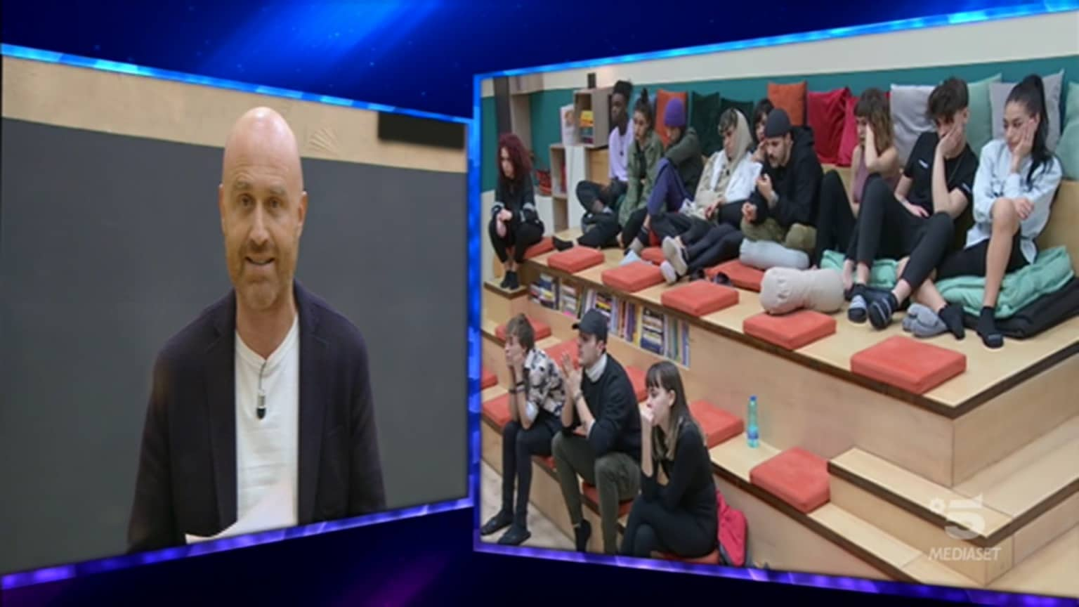 Amici 20, Rudy apre un televoto flash per 3 concorrenti: rischio eliminazione