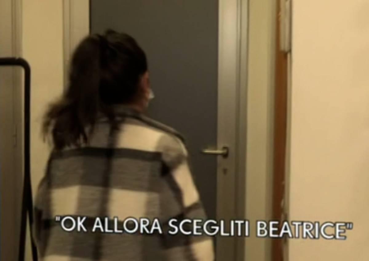 Uomini e donne, Chiara furiosa con Donadei: «Vaffan**lo, scegli Beatrice»