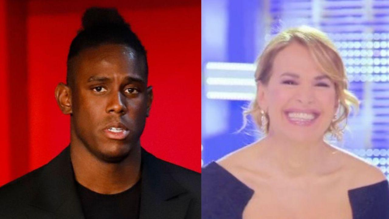 """Enock Barwuah attacca Barbara D'Urso: """"Chiama solo per le ca**ate"""" (VIDEO)"""