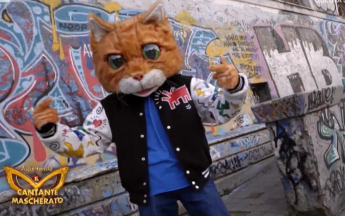 Il Gatto de Il Cantante Mascherato 2021, chi potrebbe essere? Indizi e descrizione
