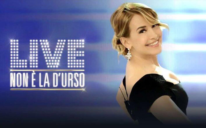 Live non è la d'Urso tutte le anticipazioni e ospiti della puntata di domenica 24 gennaio