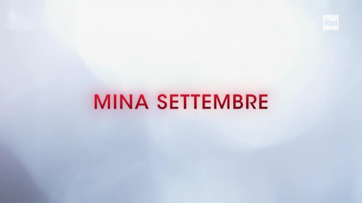 Mina Settembre, ecco come e dove vedere la replica dell'ultima puntata