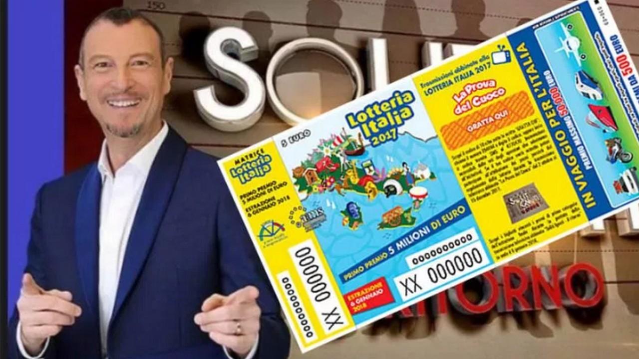 Soliti Ignoti speciale lotteria Italia: gli ospiti della puntata del 6 gennaio