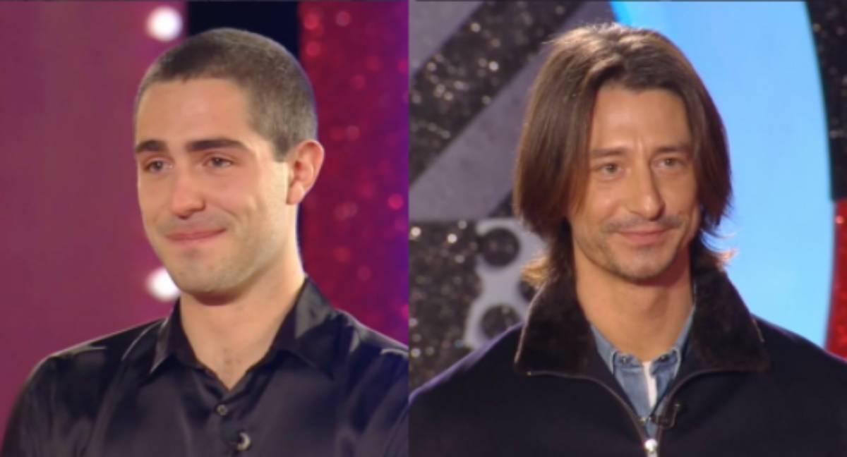 Tommaso Zorzi a confronto con Francesco Oppini al Grande Fratello Vip