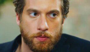 L'attore Utku Ates è Ygit nella serie tv turca Daydreamer - Le ali del sogno