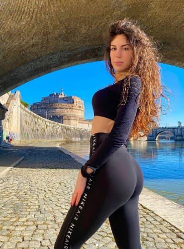 Elena Santoro a Roma