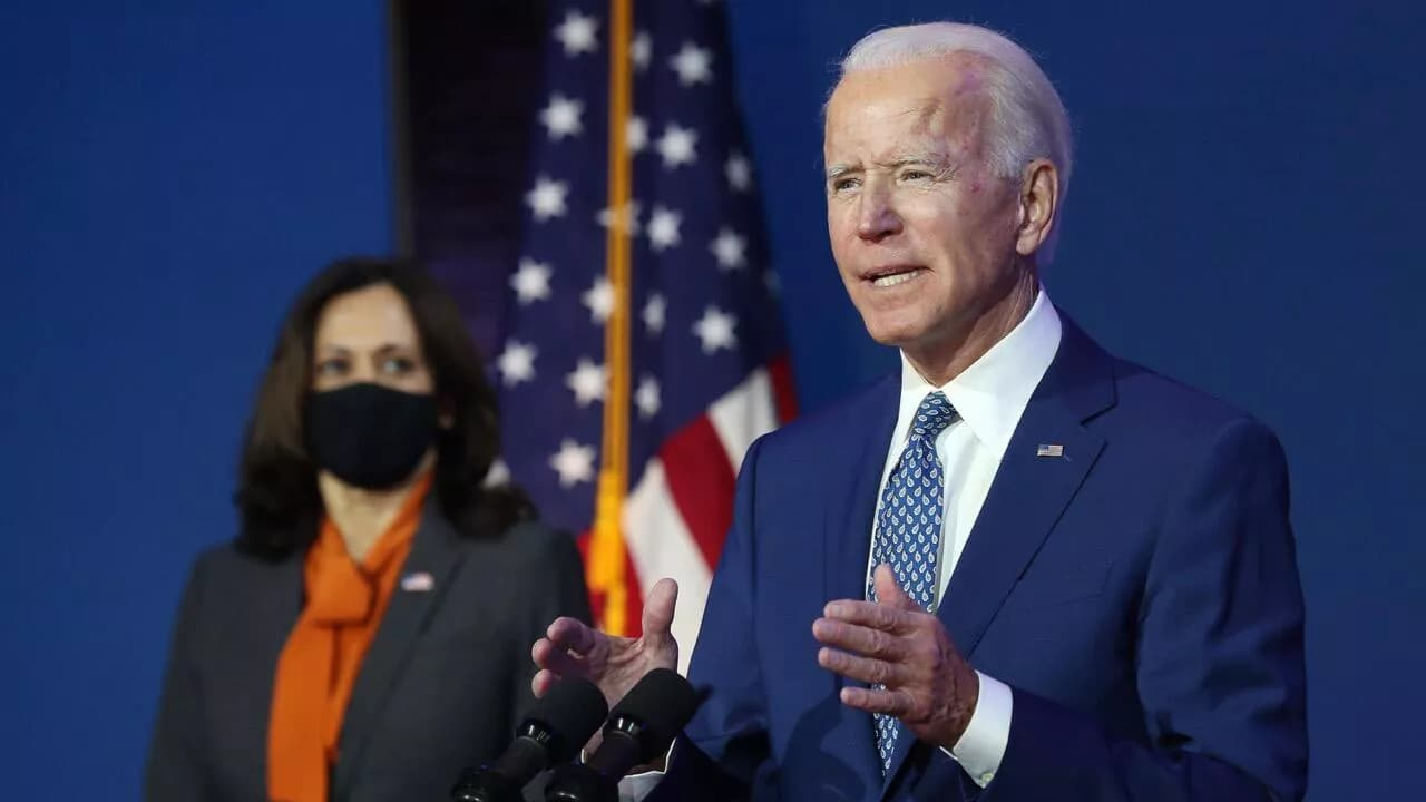 Insediamento Biden, Washington blindata: i militari sorvegliano l'ingresso del Congresso – Video