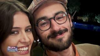 Jessica e Andrea, coppia de La pupa e il secchione
