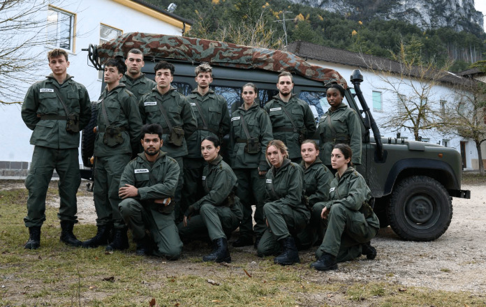 La Caserma, anticipazioni prima puntata 27 gennaio: subito punizioni