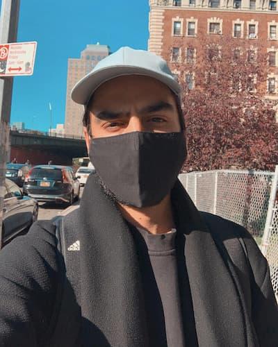 Mario Serpa a New York