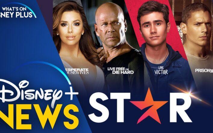 Star, il nuovo brand di Disney+ per gli adulti: i primi titoli disponibili