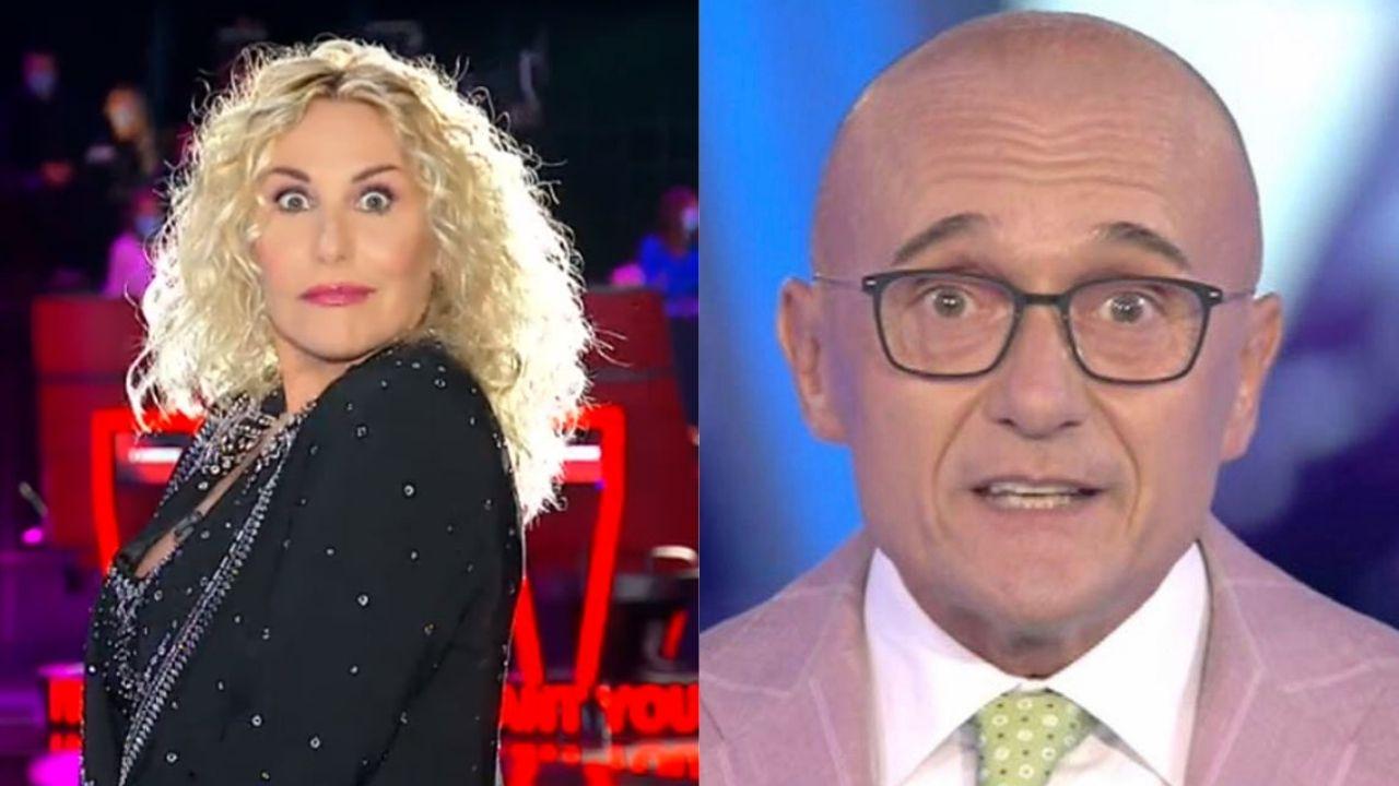 """Antonella Clerici asfalta Alfonso Signorini: """"È mortificante, il nulla cosmico"""""""