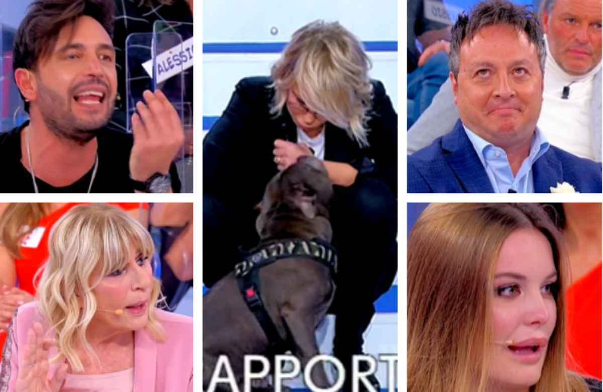 Uomini e donne, le top news di oggi: Gianluca contro Gemma e Sophie in lacrime