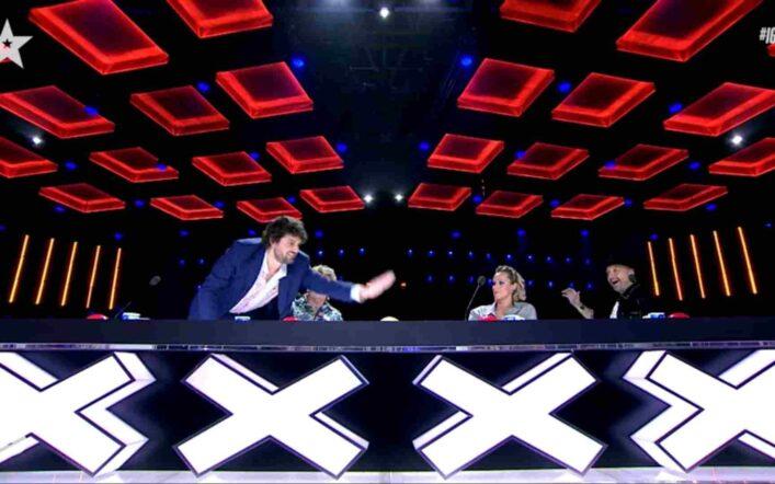 Italia's Got Talent 2021: Golden Buzzer di Frank Matano per Giustino (video)