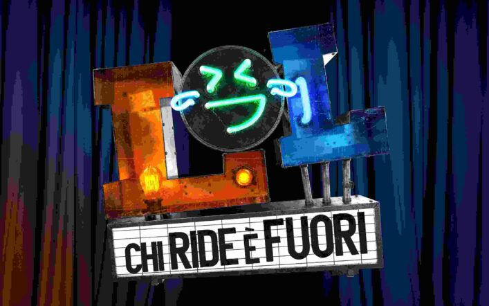LOL: Chi ride è fuori. Prossimamente lo show comico italiano su Amazon Prime Video