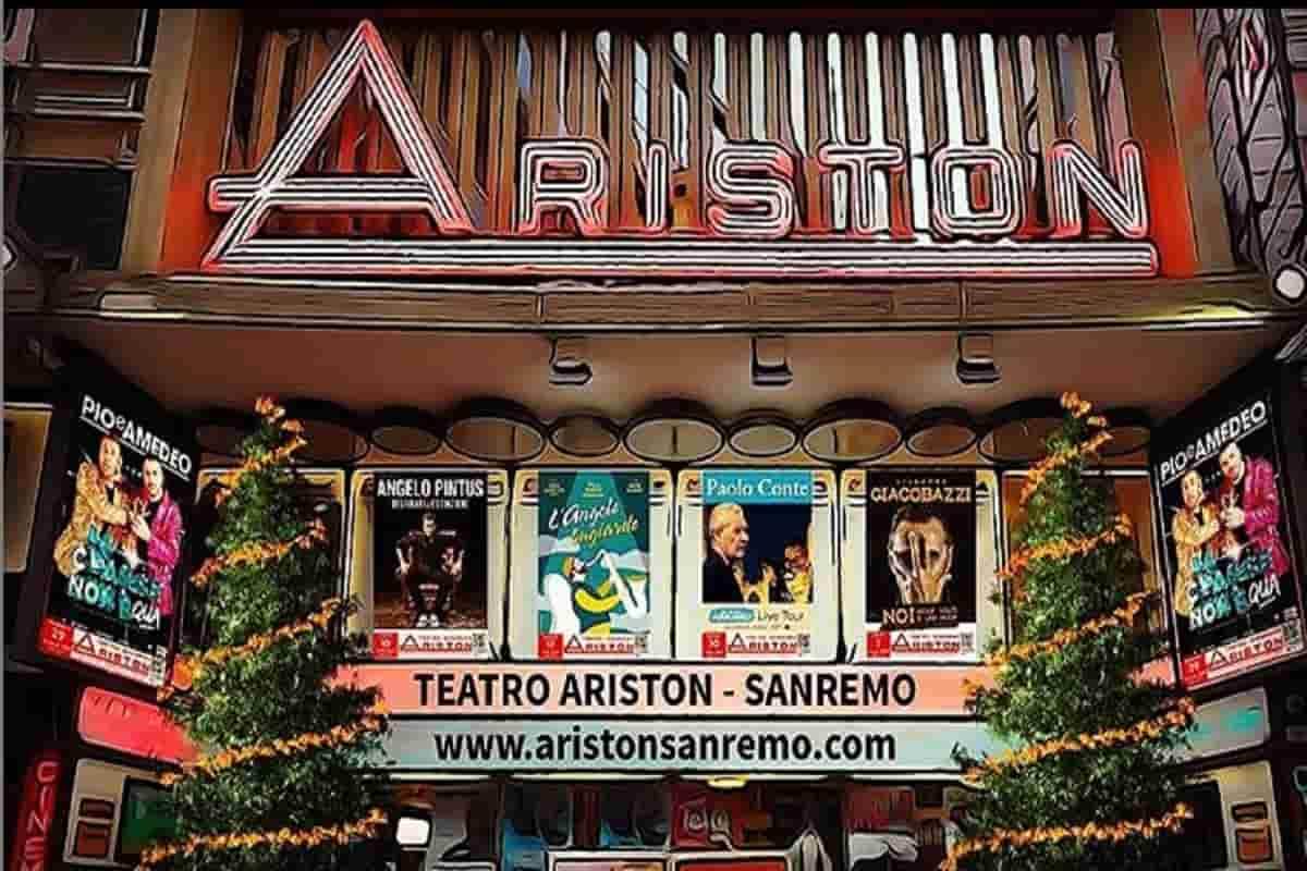 Sanremo 2021, il teatro Ariston si trasforma in un'astronave: tutti i dettagli