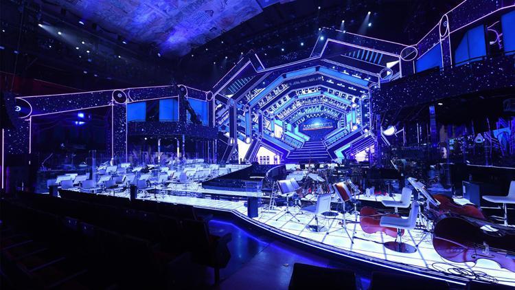 palco Sanremo 2021