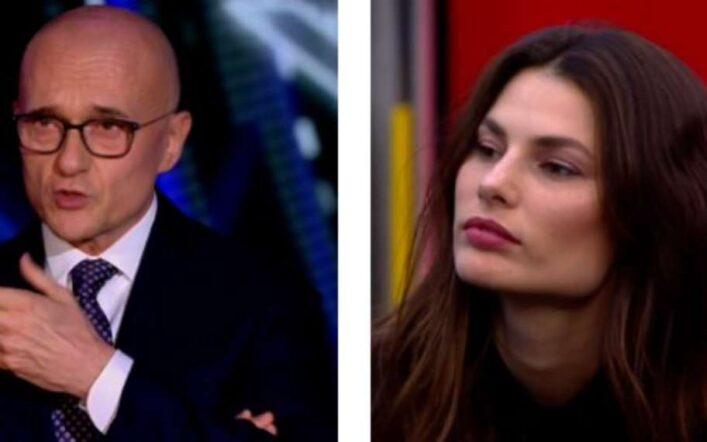 Gf Vip in lutto per Dayane: Signorini in lacrime e il cordoglio degli ex concorrenti (Video)