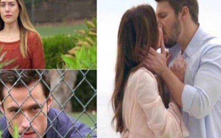 Beautiful, anticipazioni Usa: Hope vede il bacio tra Liam e Steffy