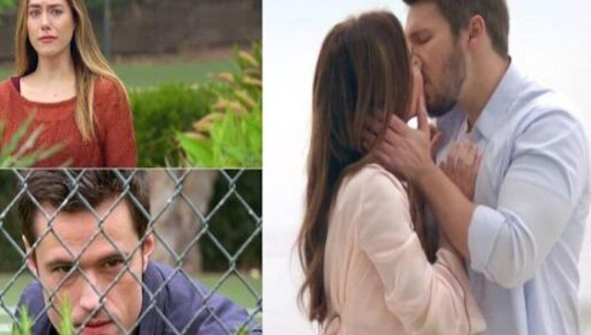 Beautiful, anticipazioni Usa: Hope vede il bacio tra Liam e Steffy