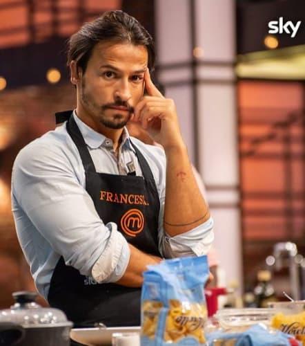 Francesco Aquila, concorrente MasterChef 10 Italia