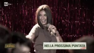 Anticipazioni La Caserma ultima puntata, ospite Elettra Lamborghini