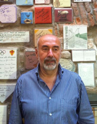 Lorenzo Beccati, la voce del Gabibbo