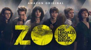 Su Amazon Prime Video uscirà anche in Italia la serie tv su Noi, i ragazzi dello zoo di Berlino