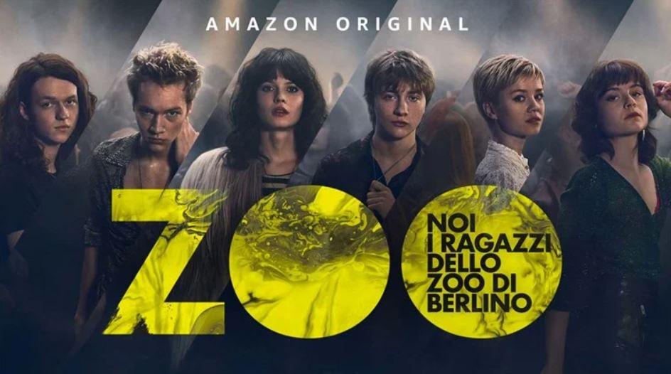 Noi, i ragazzi dello zoo di Berlino: Prime Video annuncia l'uscita della serie