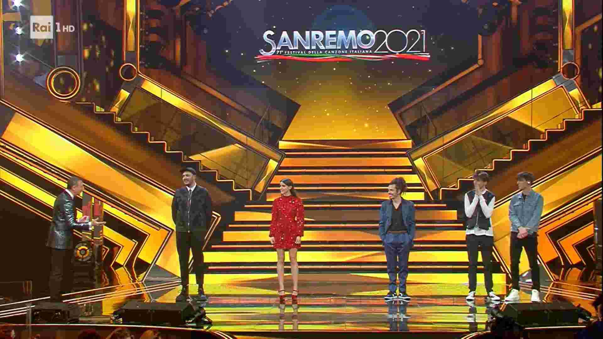 Sanremo 2021 Nuove Proposte: i 4 cantanti passati alla finale di venerdì 5 marzo