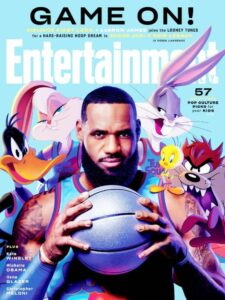 Data uscita Space Jam 2 con LeBron James