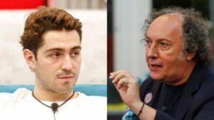 Tommaso Zorzi ha querelato il suo ex coinquilino del GF Vip 5 Fulvio Abbate