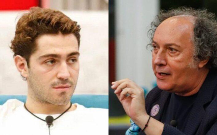 """Tommaso Zorzi querela Fulvio Abbate: """"Diarrea nei miei confronti"""""""