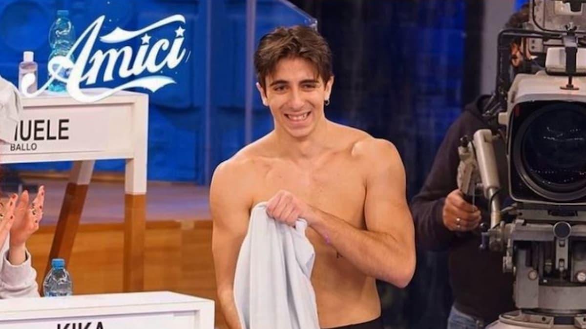 Alessandro Cavallo, chi è il ballerino di Amici 20