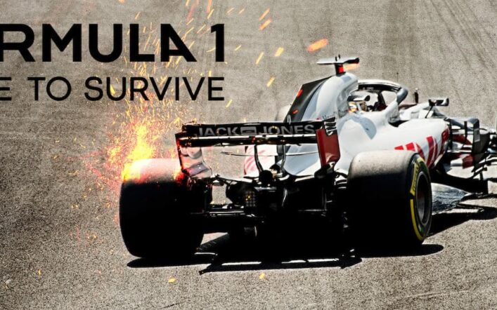 Formula 1: Drive to Survive disponibile da oggi anche su Sky Sport F1