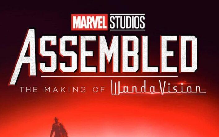 """Marvel Studios Assembled, il primo episodio è """"Il dietro le quinte di WandaVision"""""""