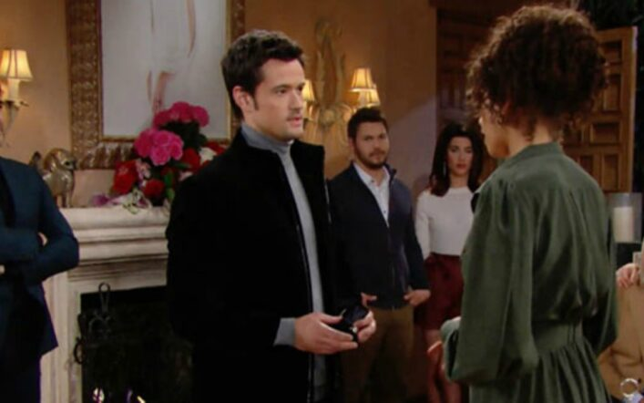 Beautiful, anticipazioni Usa: Zoe accetta di sposare Thomas