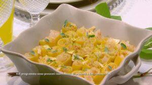 Ricetta di MasterChef, i paccheri al forno di chef Antonio Lorenzon