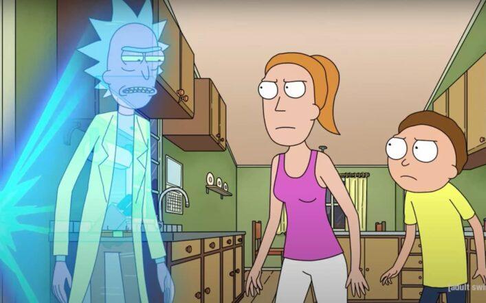 Rick and Morty, la data ufficiale di inizio della quinta stagione e il trailer