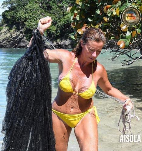 Valentina Persia all'Isola dei Famosi 2021