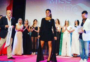 Rosa Di Grazia di Amici 20 ha partecipato a Miss Mondo
