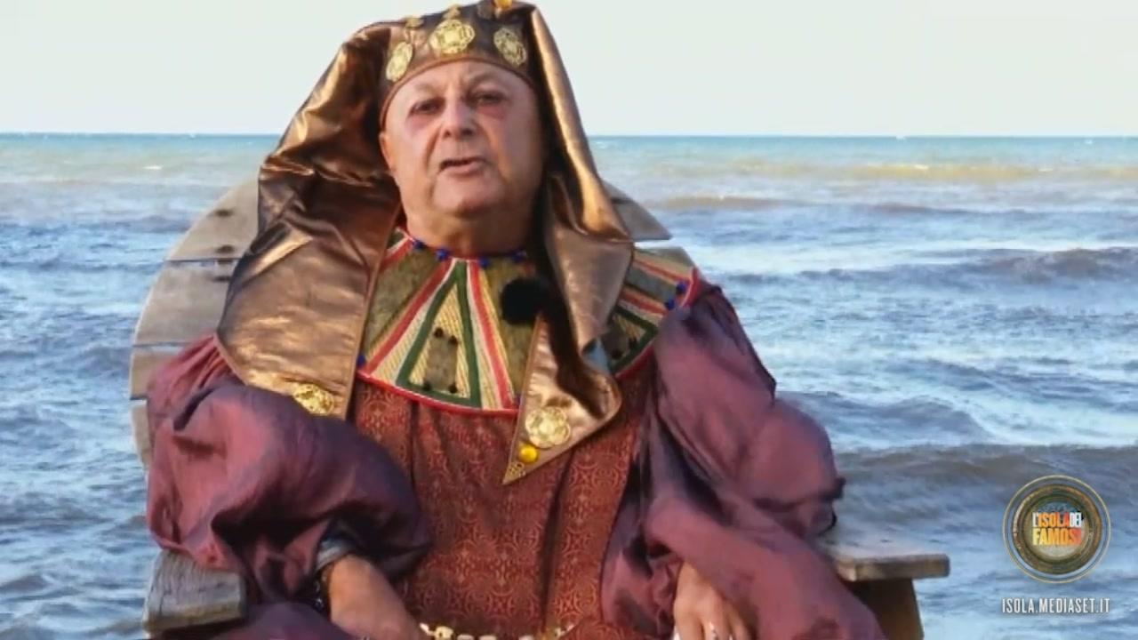Divino Otelma denuncia l'Isola dei Famosi: la conferma dal suo post su Instagram