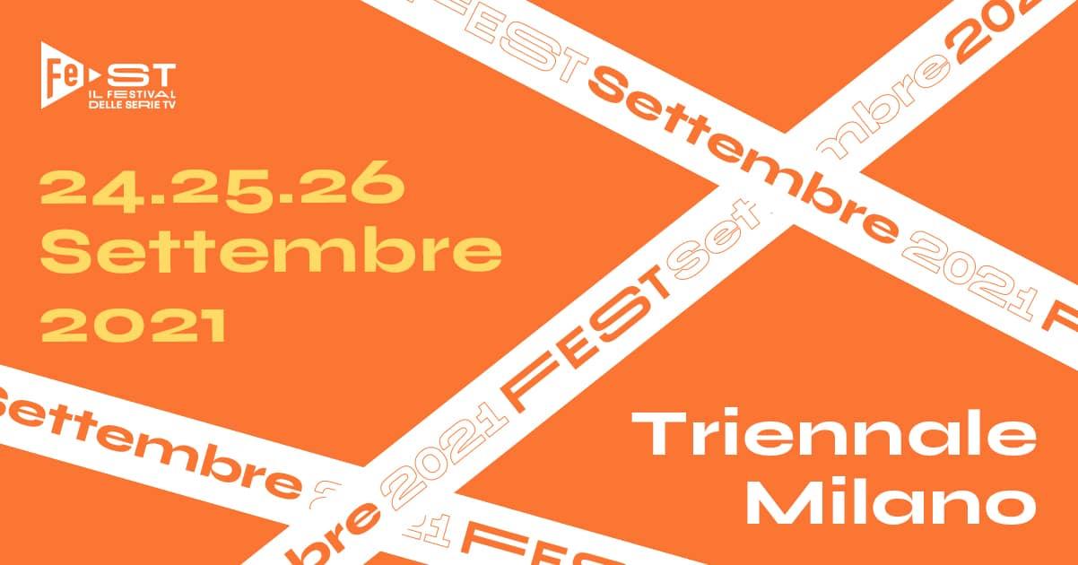 FeST, in arrivo la terza edizione del Festival delle Serie TV italiane