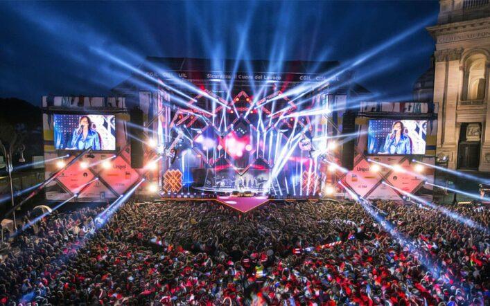 Concerto Primo Maggio 2021, la programmazione TV e gli artisti