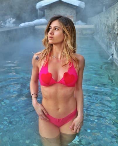 Francesca Ferragni su Instagram