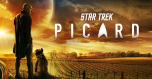Star Trek Picard su Amazon Prime Video