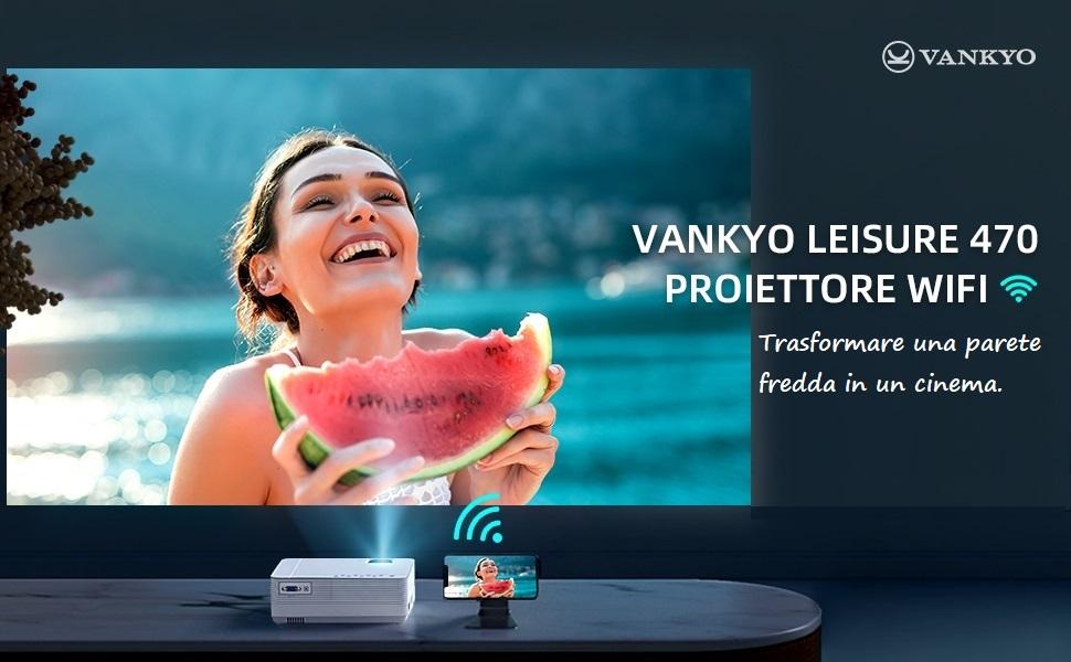 Videoproiettore VANKYO