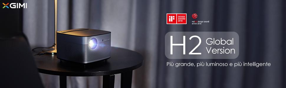 Videoproiettore XGIMI H2