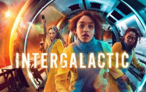 Questa sera debutta su Sky la serie tv Intergalactic