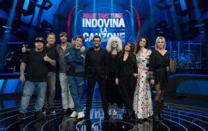 Gli ospiti vip delle due squadre e le anticipazioni della puntata di stasera, 5 maggio di Name That Tune
